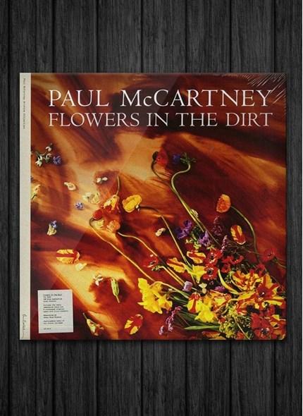 LP Paul McCartney - Flowers In The Dirt