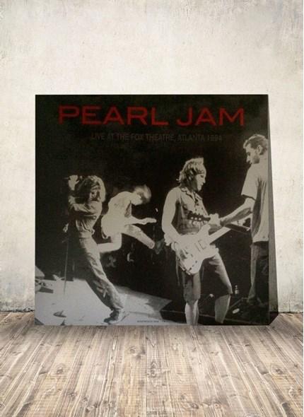 LP Pearl Jam - Live At The Fox Theatre, Atlanta 1994