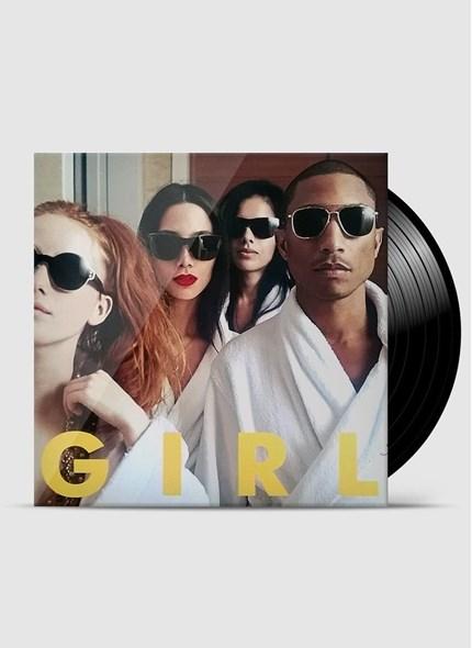 LP Pharrell Williams - G I R L