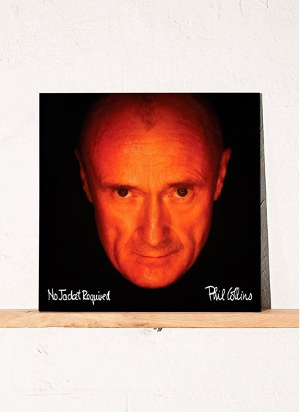 LP Phil Collins - No Jacket Required