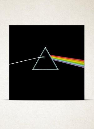 LP Pink Floyd Dark Side Of The Moon