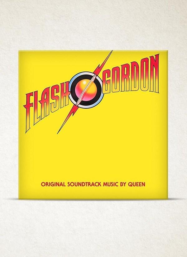 LP Queen Flash Gordon