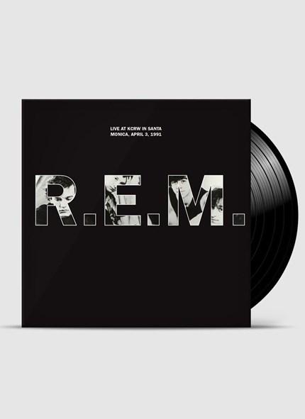 LP R.E.M. - Live At KCRW In Santa Monica, April 3, 1991
