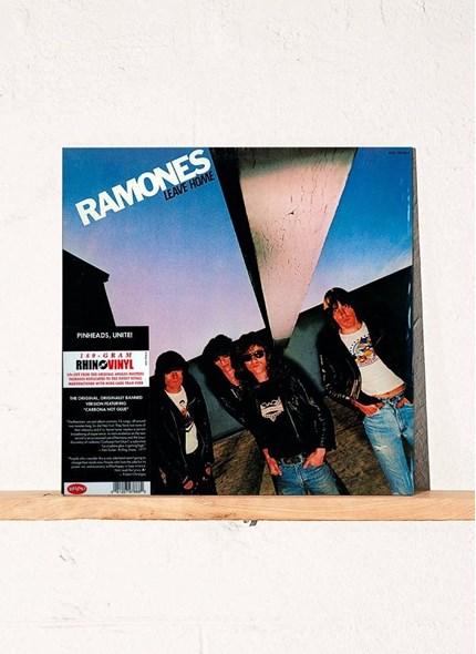 LP Ramones Leave Home