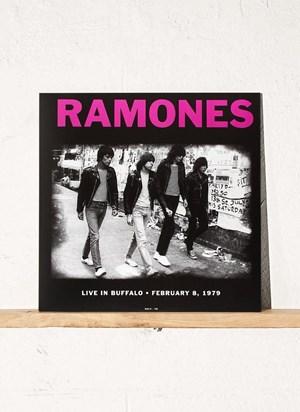 LP Ramones Live In Buffalo February 8 1979