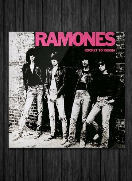 LP Ramones - Rocket To Russia