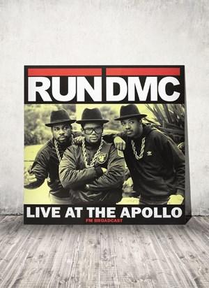 LP Run DMC Live At The Apollo