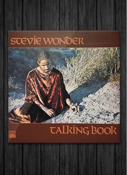 LP Stevie Wonder - Talking Book