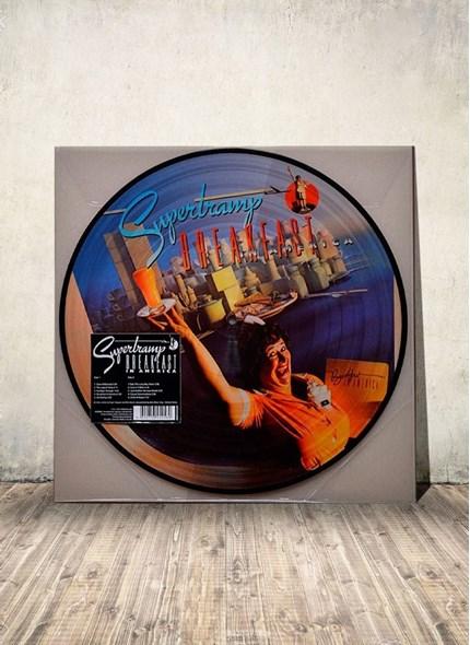 LP Supertramp - Breakfast In America
