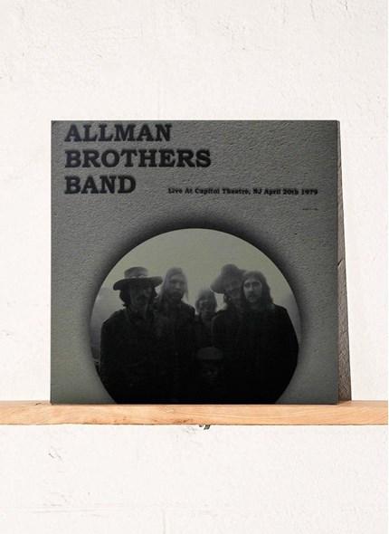 LP The Allman Brothers Band - Live At Capitol Theatre, NJ April 20th 1979