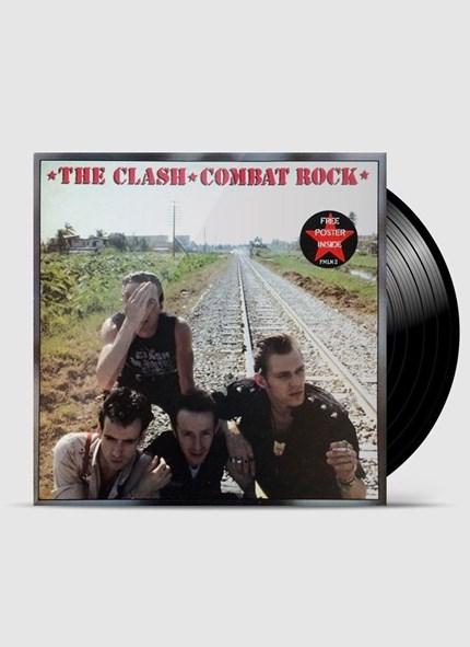LP The Clash - Combat Rock