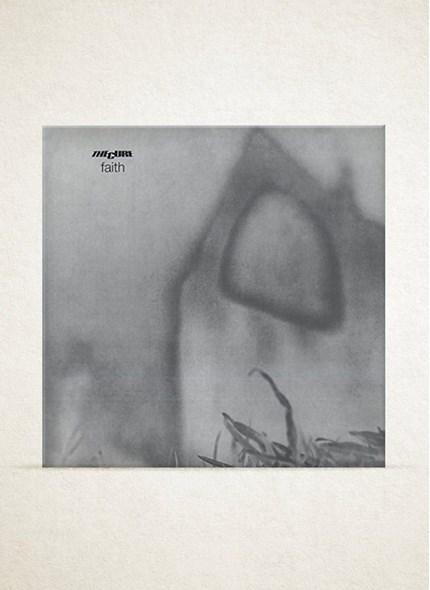 LP The Cure - Faith