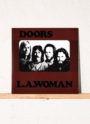 LP The Doors - L.A. Woman