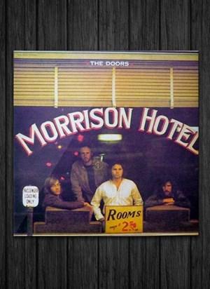 LP The Doors - Morrison Hotel