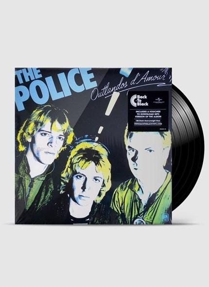 LP The Police - Outlandos D´Amour