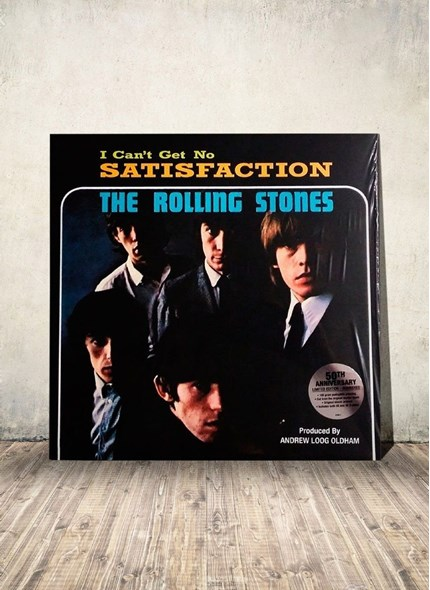 LP The Rolling Stones - I Can´t Get No Satisfaction