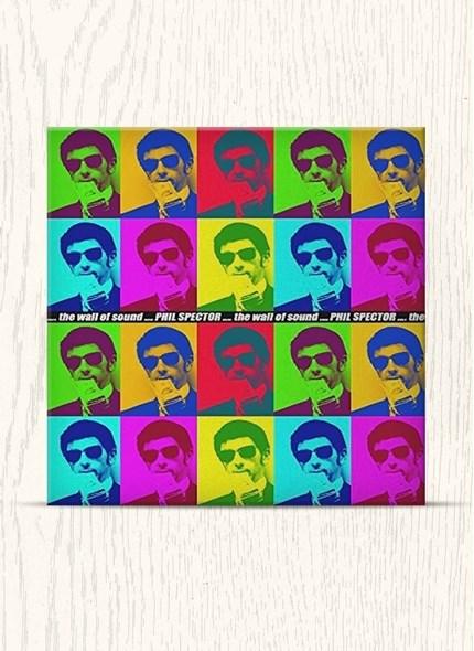 LP Triplo Various Artists The Phil Spector Story 1958-62 (Pink Vinyl)