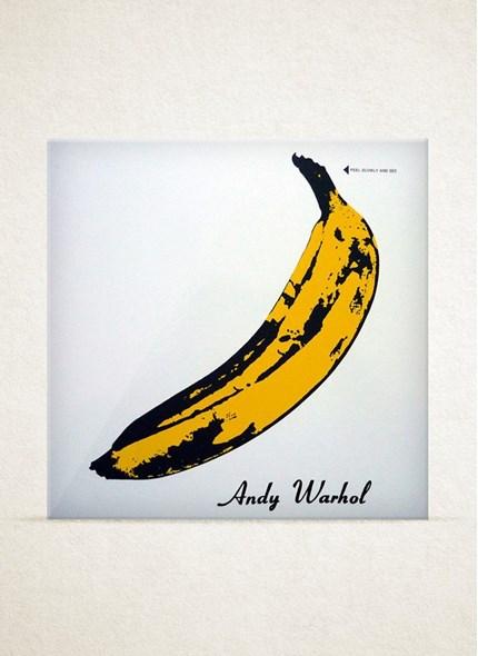 LP Velvet Underground & Nico Andy Warhol