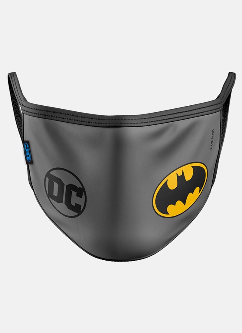 Máscara Batman Logo DC