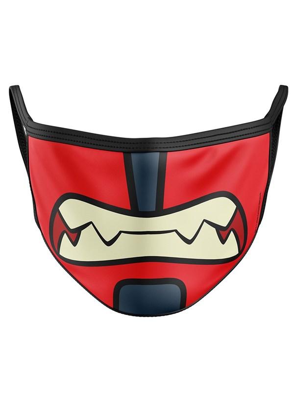 Máscara Ben 10 Quatro Braços