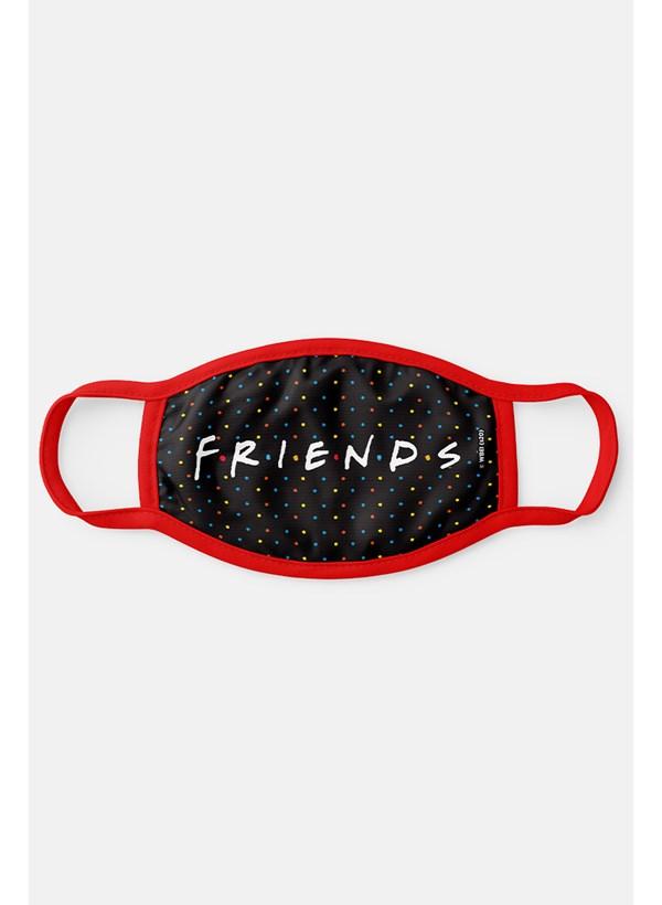 Máscara Friends Logo