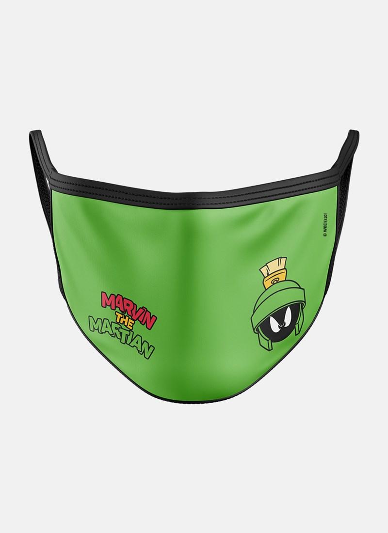 Máscara Looney Tunes Marvin O Marciano