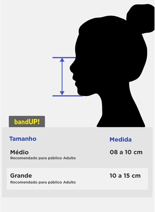 Máscara Mulher Maravilha Pattern