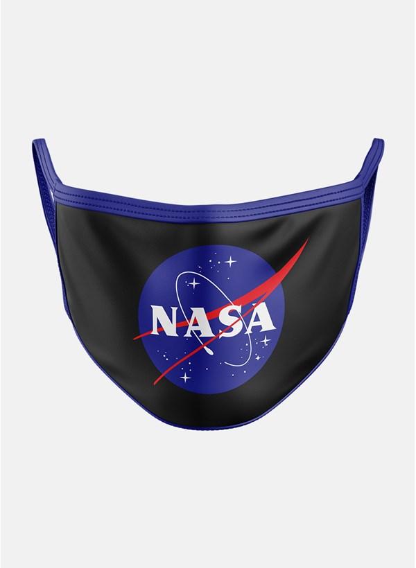 Máscara NASA Logo