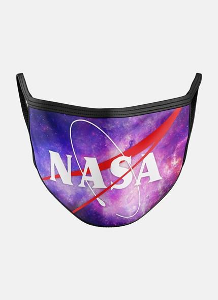 Máscara NASA Logo Constelação