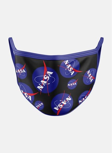 Máscara NASA Logos