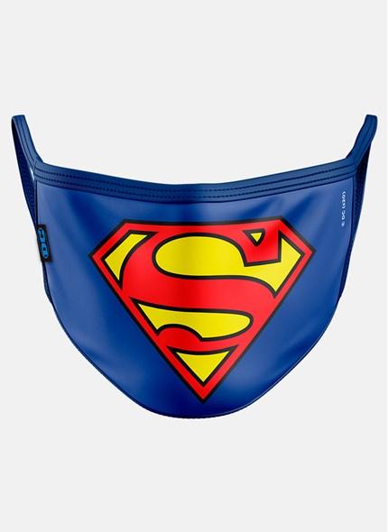 Máscara Superman Logo