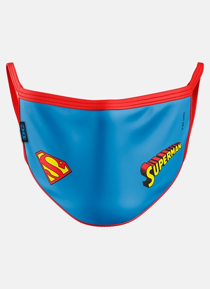 Máscara Superman Logos