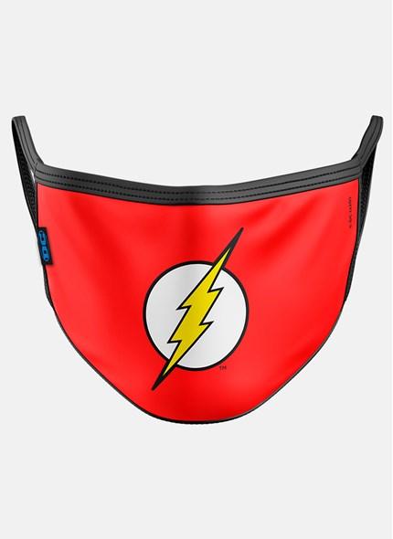 Máscara The Flash Logo