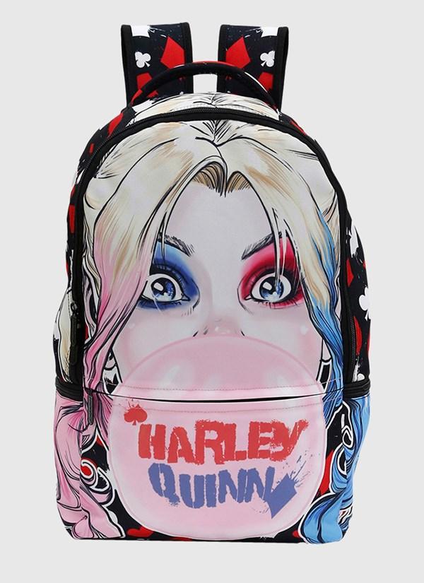 Mochila Harley Quinn Bubble Gum