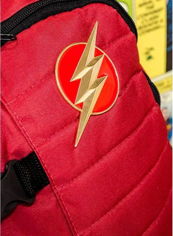 Mochila Power The Flash