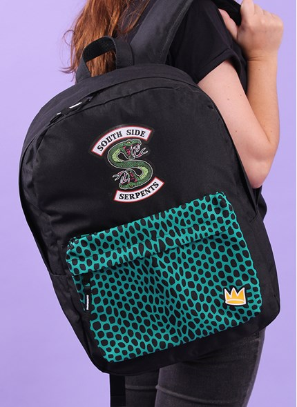 Mochila Riverdale Serpentes do Sul