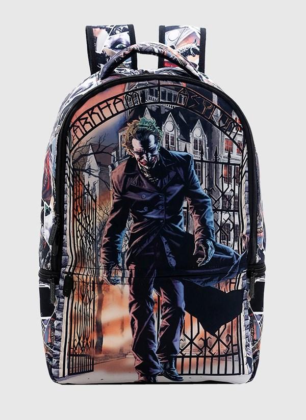 Mochila The Joker Arkham Asylum