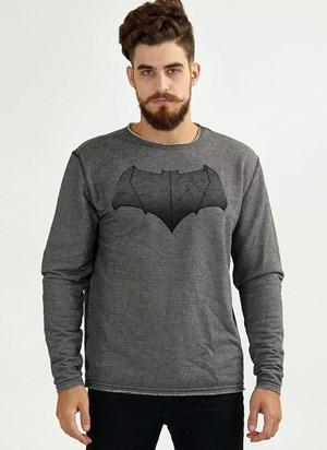 Moletinho Batman Shield Texturizado