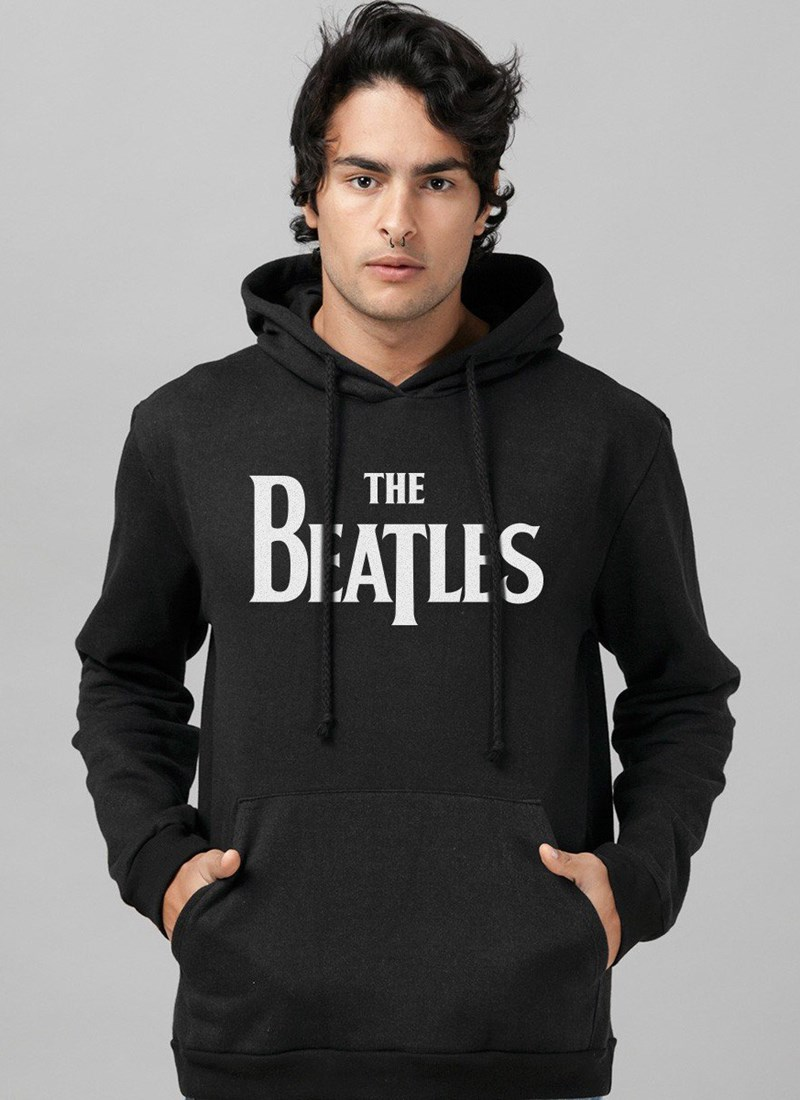 Moletom The Beatles Classic Logo