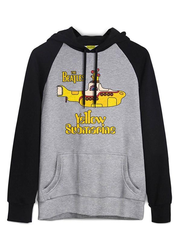 Moletom The Beatles Yellow Submarine
