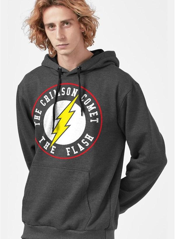 Moletom The Flash Crimson Comet
