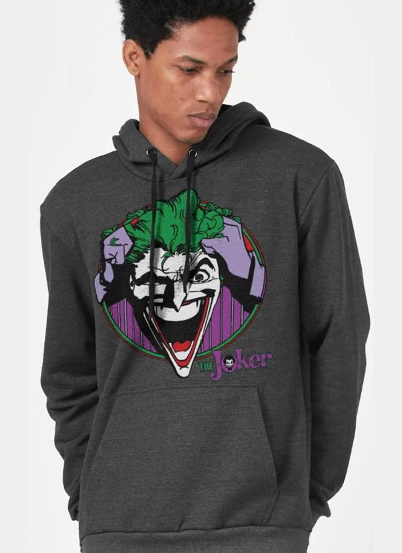 Moletom The Joker Why So Serious?
