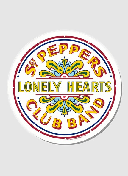 Mousepad The Beatles Sgt. Peppers Club Band And The Lonely Hearts