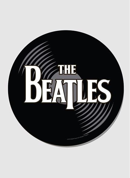 Mousepad The Beatles Vinyl