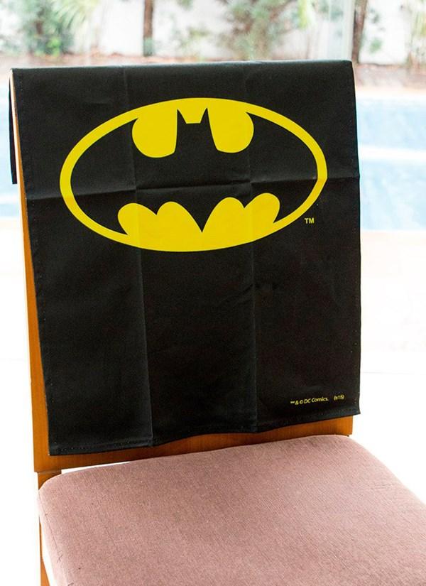 Pano de Prato Batman Logo