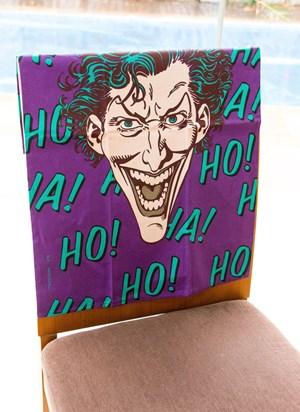 Pano de Prato The Joker