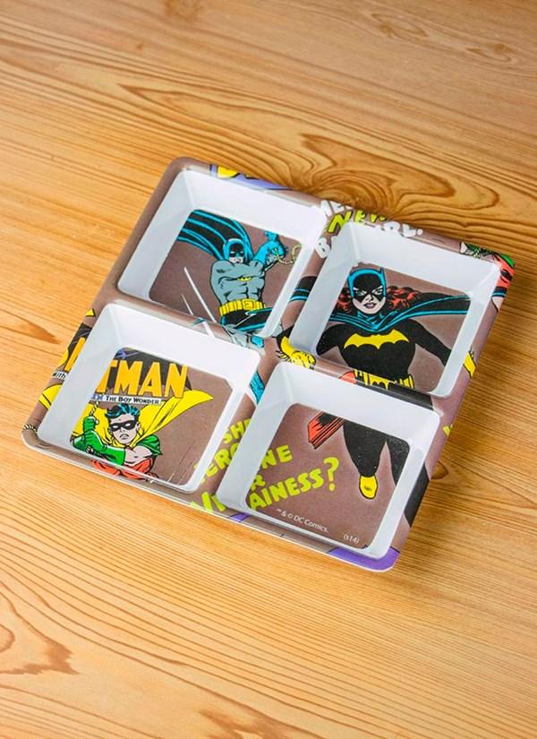Petisqueira Batgirl