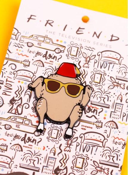 Pin Friends Peru