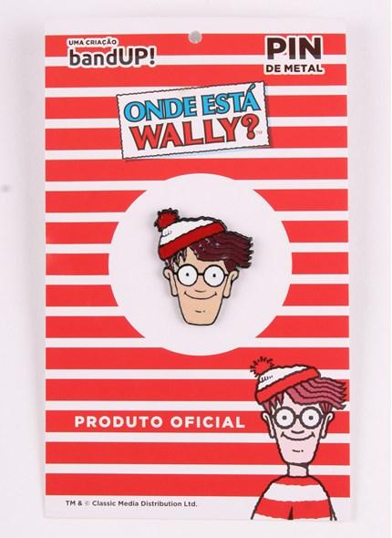 Pin Onde Está o Wally? Rostinho