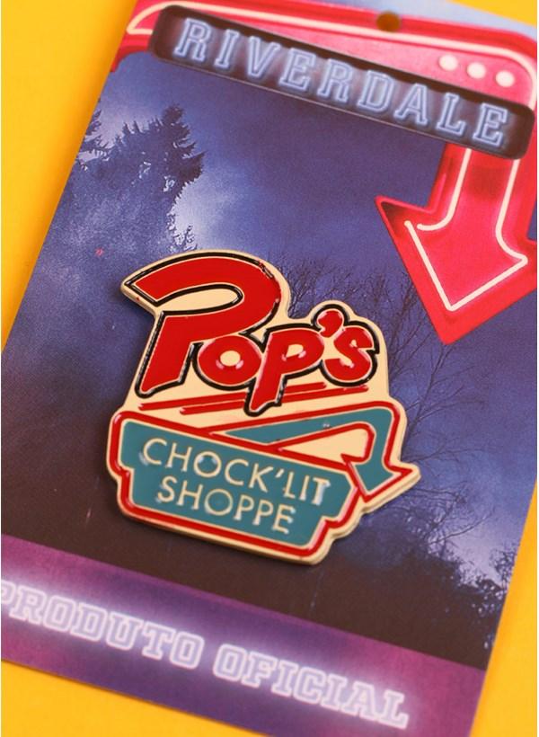 Pin Riverdale Pop's Chock' lit Shoppe